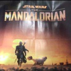 Cinema: POSTER SERIE DISNEY MANDALORIAN STAR WARS. Lote 224555760