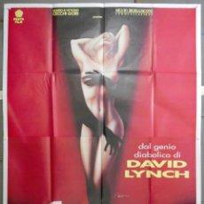 Cine: XB95D TWIN PEAKS DAVID LYNCH POSTER ORIGINAL ITALIANO 140X200. Lote 234412285