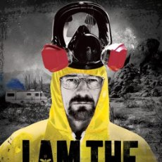 Cine: BREAKING BAD - I AM THE DANGER (POSTER). Lote 254237235