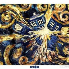 Cine: DOCTOR WHO (POSTER). Lote 254237540