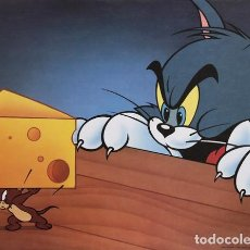 Cine: TOM Y JERRY (POSTER). Lote 254237645