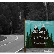 Cine: TWIN PEAKS (POSTER). Lote 254238305