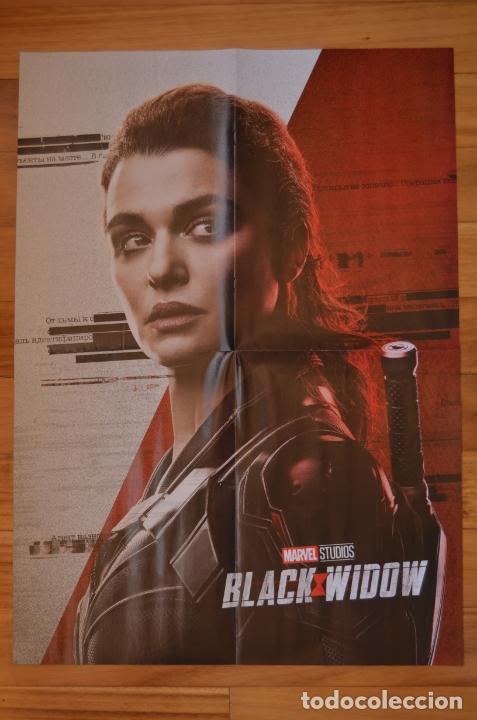 Cine: Poster o cartel doble #089 de Penny Dreadful: City of Angels y Viuda Negra - Foto 2 - 264060095