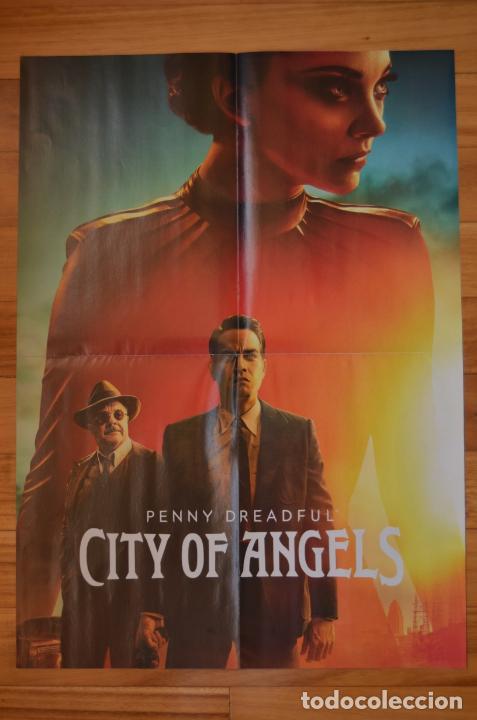 POSTER O CARTEL DOBLE #089 DE PENNY DREADFUL: CITY OF ANGELS Y VIUDA NEGRA (Cine - Posters y Carteles - Series TV)