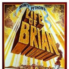 Cine: LA VIDA DE BRIAN (POSTER 32X45). Lote 269127368