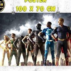 Cine: POSTER THE BOYS SERIE SUPERHEROES DE 1 METRO 100X70 CM. Lote 269660778