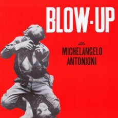 Cinema: BLOW - UP (POSTER). Lote 275546388