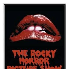 Cine: THE ROCKY HORROR PICTURE SHOW (POSTER 32X45). Lote 275548913