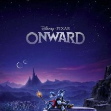 Cine: POSTER ONWARD (POSTER 61 X 91,5). Lote 277057673
