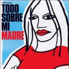 Cine: TODO SOBRE MI MADRE (POSTER). Lote 278264363