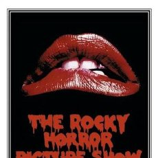 Cine: THE ROCKY HORROR PICTURE SHOW (POSTER). Lote 278264698
