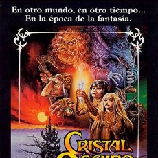 Cine: CRISTAL OSCURO (POSTER). Lote 278264708
