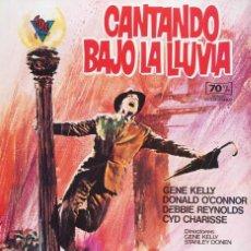Cine: CANTANDO BAJO LA LLUVIA (POSTER). Lote 287324443