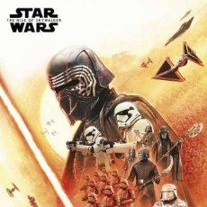 Cine: POSTER STAR WARS: EPISODIO IX - PRIMERA ORDEN (POSTER 61 X 91,5). Lote 287324463