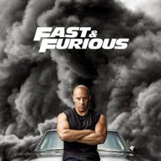 Cine: POSTER FAST & FURIUS (POSTER 61 X 91,5). Lote 287324523