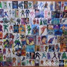 Cine: SUPER POSTER MARVEL DC COMICS SUPERAMIGOS SUPERHEROES BATMAN. Lote 288165248