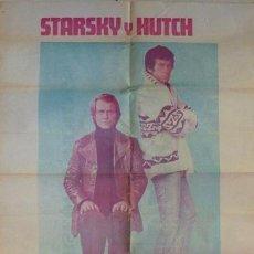 Cine: POSTER STARSKY Y HUTCH RARO ANTIGUO 1978. Lote 288935108
