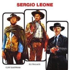 Cine: EL BUENO, EL FEO Y EL MALO (POSTER). Lote 292057588