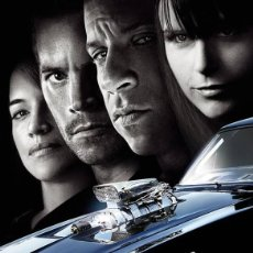 Cine: POSTER FAST & FURIOUS 4 (POSTER 61 X 91,5). Lote 292057633