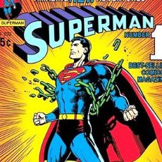 Cine: POSTER IMPORTADO DE SUPERMAN KRYPTONITE 90 X 60 CM. Lote 294294513