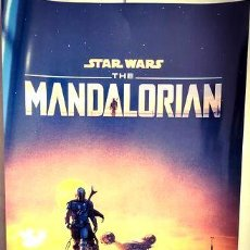 Cine: POSTER A3 STAR WARS THE MANDALORIAN 2. Lote 294297583