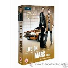Series de TV: LIFE ON MARS SERIES ONE - SCI-FI BOX SET DVD. Lote 8890518
