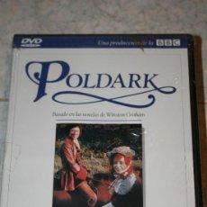 Series de TV: POLDARK. 2 DVD´S SERIE DE TELEVISIÓN.. Lote 26768058