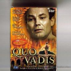 Cine: QUO VADIS. SERIE TV DESCATALOGADA. Lote 29953625