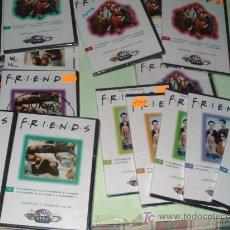 Series de TV: LOTE DE 21 DVD SERIE DE TELEVISION FRIENDS(TEMPORADAS 4,5,6,7). Lote 26729230