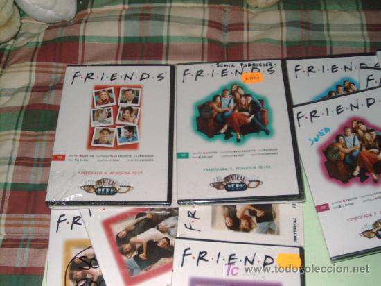 Series de TV: LOTE DE 21 DVD SERIE DE TELEVISION FRIENDS(TEMPORADAS 4,5,6,7) - Foto 4 - 26729230