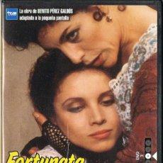 Series de TV: FORTUNATA Y JACINTA DVD 3 (EPISODIOS 5 Y 6). Lote 26477952
