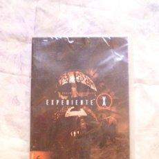 Series de TV: EXPEDIENTE X 4 CAPITULOS DE LA SEGUNDA TEMPORADA,NUEVOS A ESTRENAR.. Lote 150965712