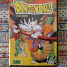 Series de TV: DRAGON BALL LAS PELICULAS COLECCION COMPLETA 3 PELICULAS. Lote 16716234