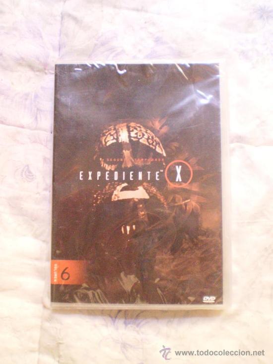 EXPEDIENTE X COMPLETA 9 TEMPORADAS + PELICULA ADICIONAL (Series TV en DVD)