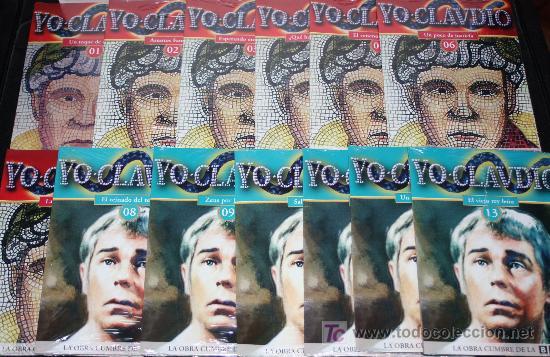 YO CLAUDIO. LA SERIE COMPLETA EN 13 DVDS (PRECINTADOS) (Series TV en DVD)