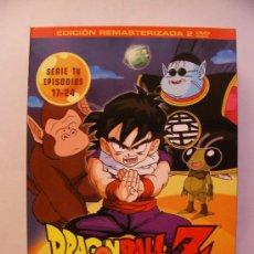 Series de TV: DRAGON BALL Z: LA SAGA DE LOS SAIYANS VOL. 3. Lote 26485392