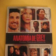 Series de TV: ANATOMIA DE GREY : TEMPORADA 1. Lote 26485032
