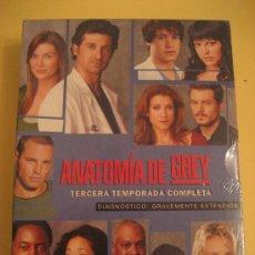 Series de TV: ANATOMIA DE GREY : TEMPORADA 3. Lote 26485034