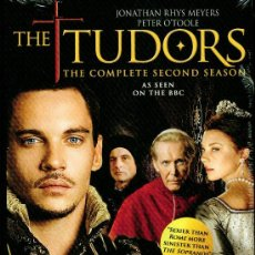 Series de TV: THE TUDORS. THE COMPLETE SECOND SEASON AS SEEN ON THE BBC. Lote 21261400