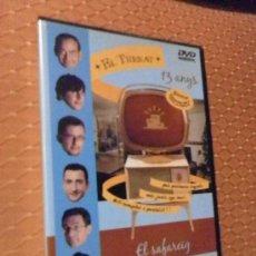Series de TV: DVD --- EL TERRAT : EL SAFAREIG - CON ANDREU BUENAFUENTE, SANTI MILLÁN, JOSE CORBACHO. Lote 26352004