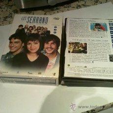 Series de TV: LOS SERRANO TRES DVDS,CD 4,5,6. Lote 27545525