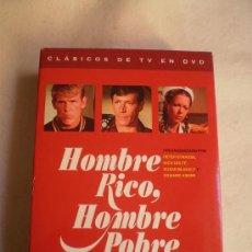 Series de TV: HOMBRE RICO HOMBRE POBRE 1ª TEMPORADA COMPLETA.. Lote 26428563