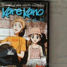 Series de TV: UXD KARE KANO VOL 3 MANGA SHOJO MASAMI TSUDA EVANGELION COMEDIA ROMANTICA DVD EPISIDIOS DEL 11 AL 15. Lote 53733684