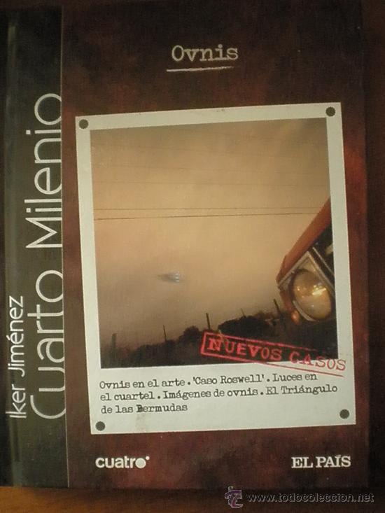 Cuarto milenio - ovnis / dvd - Vendido en Venta Directa - 25943131
