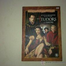Series de TV: DVD LOS TUDOR 2ª TEMORADA. EN FRANCÉS E INGLÉS, CON SUBTÍTULOS EN VARIOS IDIOMAS. Lote 26054376