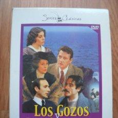 Cine: LOS GOZOS Y LAS SOMBRAS - 6 DVDS SIN PRECINTAR - COMO NUEVO. Lote 26063881