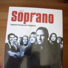 Series de TV: LOS SOPRANO / TEMPORADA 2 / HBO. Lote 27708417