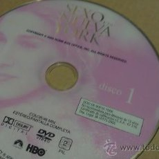Series de TV: SEXO EN NUEVA YORK DVD 1 - TEMPORADA 1. Lote 28759200