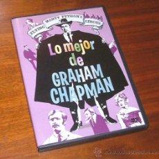 Series de TV: DVD 'MONTY PYTHON'S FLYING CIRCUS: LO MEJOR DE GRAHAM CHAPMAN'. Lote 30292029