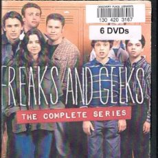 Series de TV: FREAKS AND GEEKS. THE COMPLETE SERIES. Lote 31549732
